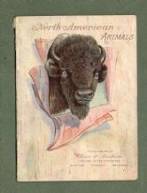 Antique Chas $ Sanderson coffee advertising trade card booklet    #164
